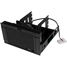 """StarTech.com 4 x 2.5"""" SSD/HDD Mounting Bracket with Cooling Fan - drive bay panels (178 x 158 x 87 mm)"""