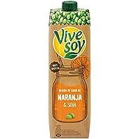 Vivesoy Bebida de Soja y Zumo de Naranja - 1 l