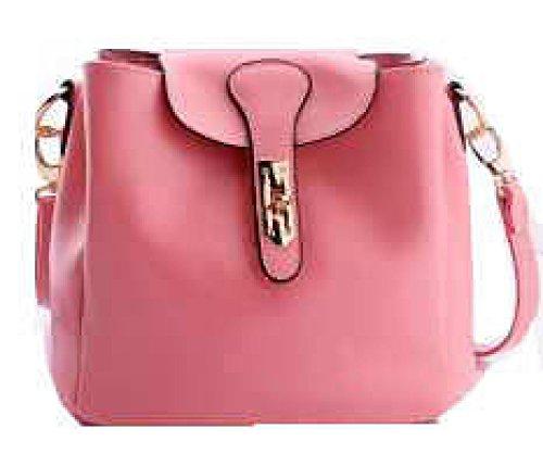 Borse In Pelle Borse PACK Moda Primavera Casual E Borsa Portatile In Feltro Di Estate,F:Beige D:Pink