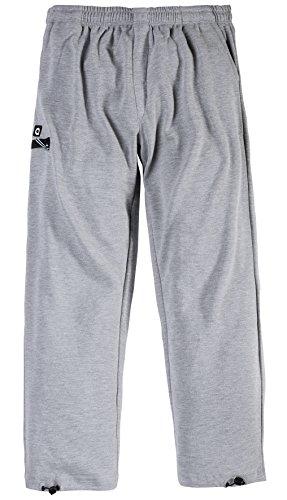 Allsize aero sport ottomano resistente tuta pantaloni pantaloni Grey XXXXXL