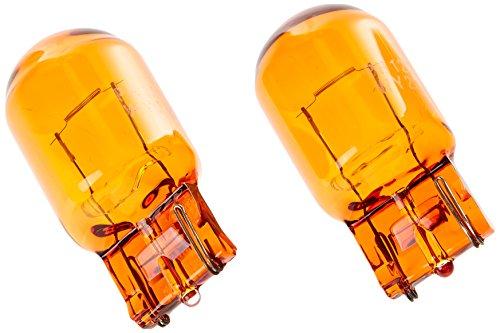 Preisvergleich Produktbild Philips 12071B2 Glassockellampe WY21W, 2-er Blister