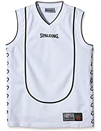 Spalding, play off Tank Top blanco