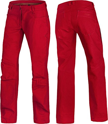 Ocun Zera Pants Women chili red