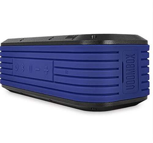 Bluetooth Altavoz Exterior portátil inalámbrico Impermeable Sonido HiFi bajo Pesado tecnología Militar...