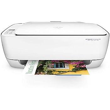 HP DeskJet 3636 AiO - Impresora multifunción (inyección de tinta térmica, 600 x 300 DPI, 1200 x 1200 DPI, A4, 216 x 297 mm), color blanco