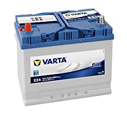 VARTA Blue Dynamic E24 Autobatterie  570 413 063 12V 70Ah
