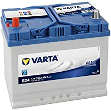 Varta 5704130633132 Starter batería en especial del paquete de transporte y Caño - Tapón (Precio incluye euros 7,50 pfand)