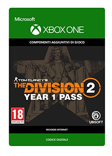 Tom Clancy's The Division 2: Year 1 Pass | Xbox One - Codice download