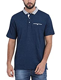 Classic Polo Navy Polo T-Shirt For Men