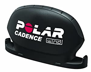 POLAR Sportuhr CS Trittfrequenzsensor WIND für CS500, CS600/X, RS800CX, RCX5, RCX3, RC3 GPS, 91053128