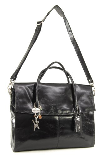 Catwalk Collection Handbags Helena, Helena femmes Noir