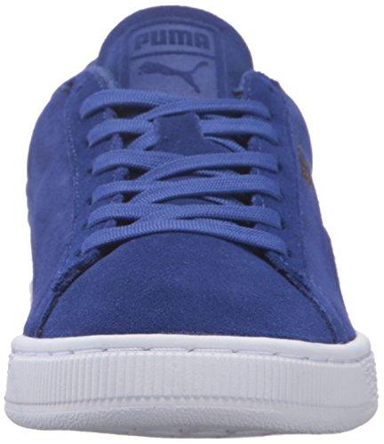 Puma Suede Classic Debossed Q3 Daim Baskets Mazarine Blue