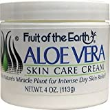 Fruit Of The Earth Aloe Vera Cream - 4Oz...