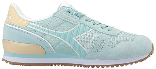 Diadora Titan Ii W, Sneaker Basses Femme Bleu (Azzurro Piuma/beige Candeggiata)