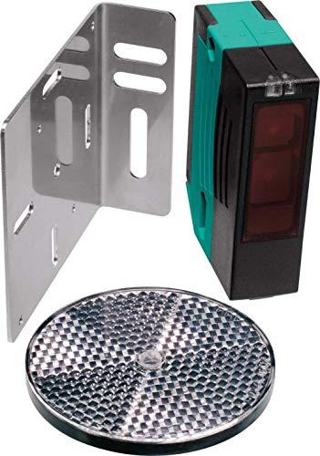 Pepperl+Fuchs Fabrik Reflexions-Lichtschranke RLK29-55/25/116-SET Reflexions-Lichtschranke 4050143013371