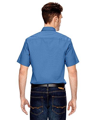 Dickies ls5054,25Oz Performance Comfort Stretch Shirt Hellblau
