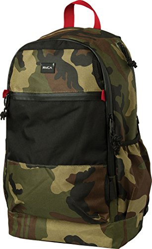 RVCA Push Skate Deluxe 21L Backpack - Camo