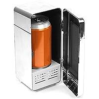 Satzuma gumf1001Mini Cooler USB 20x 9x 8cm cromo