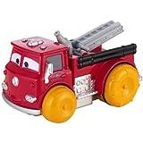 Mattel BGF18 - Disney Cars Deluxe Hydro Wheels Red [Importación alemana]