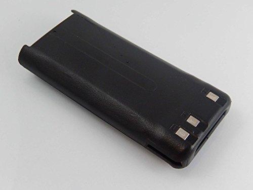 vhbw NiMH batteria 2100mAh (7.2V) per la radio, walkie-talkie come