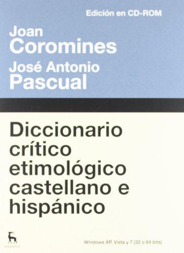 Diccionario Crítico Etimológico