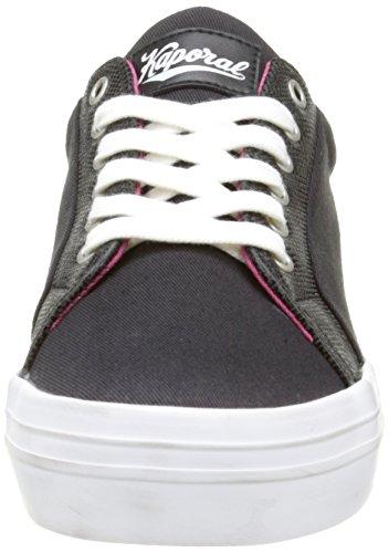 Kaporal - Flex, Sneaker Donna Nero (nero)