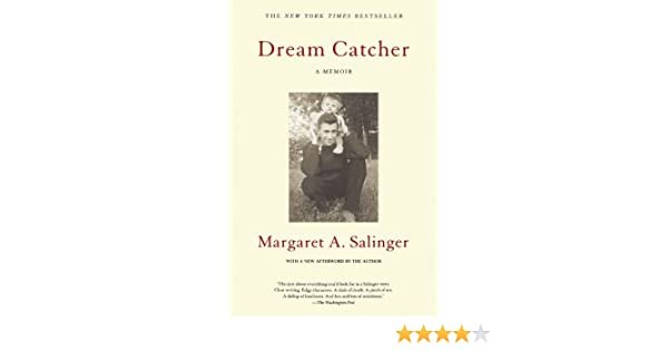 Dream Catcher A Memoir Amazonde Margaret A Salinger Delectable Dream Catcher Memoir
