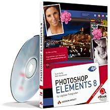 Photoshop Elements 8 - eBook auf CD-ROM - für digitale Fotografie (AW eBooks)