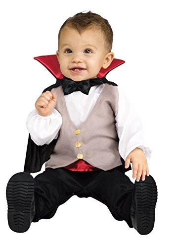 Kleiner Dracula Kinder Baby Jungen Fasching Halloween Karneval (Dracula Kostüm Baby Für)