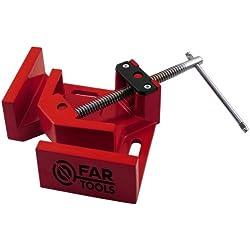 Fartools 150515 Étau d'angle 95x68mm