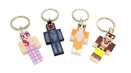 Keychain Bundle by EnderToys - Ein Kunststoff-Schlüsselanhänger Set ()