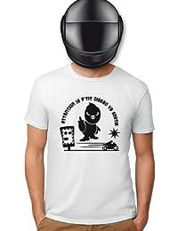 Planète motard - T shirt motard P'tit Oiseau - T shirt moto - T shirt homme - Tee shirt moto