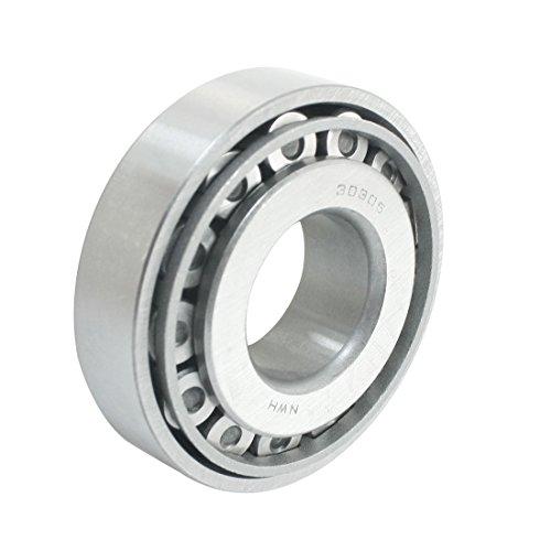 sourcingmapr-acciaio-al-cromo-fila-singola-30305-a-rulli-conici-cuscinetto-ruota-25x62x17mm