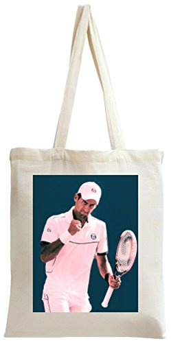 Novak-Djokovic2 Tote Bag -
