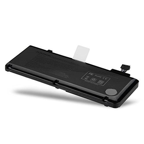 FLOUREON A1322 6100mAh 67Wh Akku Ersatz-Batterie für A1322 MacBook Pro 13'' A1278 2009-2012 Version Li-Polymer 10,95V