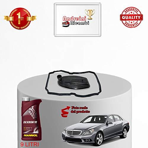 KIT CAMBIO AUTOMATICO E OLIO CLASSE E200 CDI S212 100KW 2010 |1015