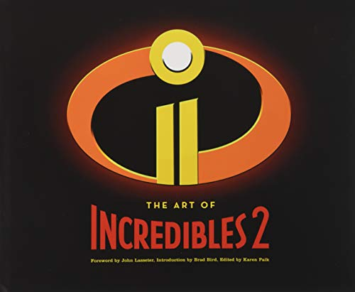 The art of Incredibles 2 par Karen Paik