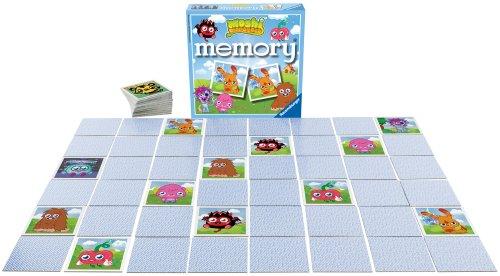 Image of Ravensburger Moshi Monsters Mini Memory