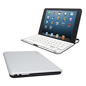 Snugg iPad Mini & iPad Mini 2 Keyboard Case - High Quality Cover with Ultra Slim Bluetooth Keyboard - Apple iPad Keyboard Compatible with iPad Mini & iPad Mini 2 - Lightweight, Quality and Easy to Set up!