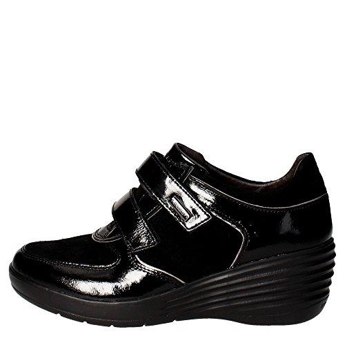 Stonefly 105250000 Sneakers Donna Pelle Nero Nero 38