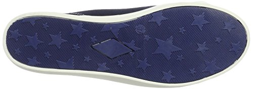 TOM TAILOR Damen 279900330 Sneakers Navy