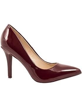 Elara punta tacco | Comodo di Stilettos | Elegante High Heels | chunkyrayan