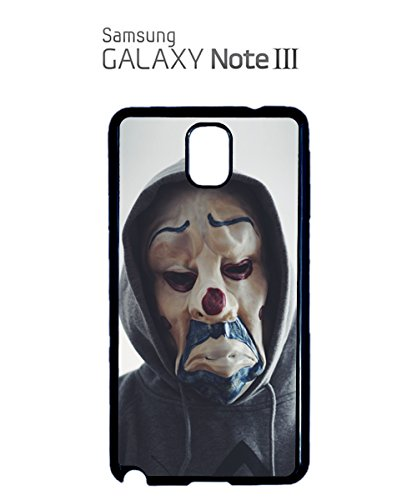 Sad Clown Zany Harlequin Joker Crying Meaningful Mobile Phone Case Samsung Galaxy S4 Mini White Blanc