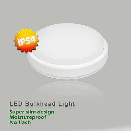 Colore-bianco-Aethlux-LED-PLAFONIERA-lampada-da-bagno-umido-stanza-lampada-IP54-AC100-240V-40004500K-Aspiratore-bagno-stanza-lampada-PLAFONIERA-lampada-lampadina-vasca-incasso
