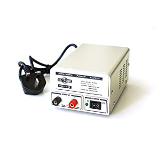 AC-DC step-down transformer from 240 volts to 12 volts 5 amps US-TRONIC