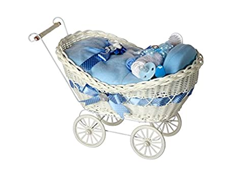 Cherish Luxury Baby Gift / DELUXE Baby Gift Hamper/ Blue