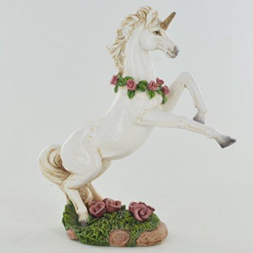 cht Figur Schöne Skulptur für Home oder Puppenhaus Fantasy Fairy Garden (Fairy Garden Pferd)