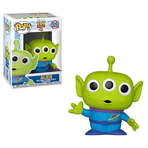 Funko-  Pop Vinilo: Disney: Toy Story 4: Alien Figura Coleccionable,  (37392)