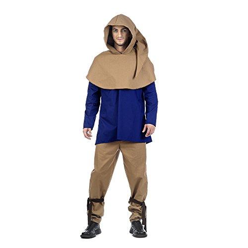 Mittelalterliche Wirt Kostüm - Limit Sport Kostüm Mittelalterliche Jacob Baumwolle, Größe M (ma734)
