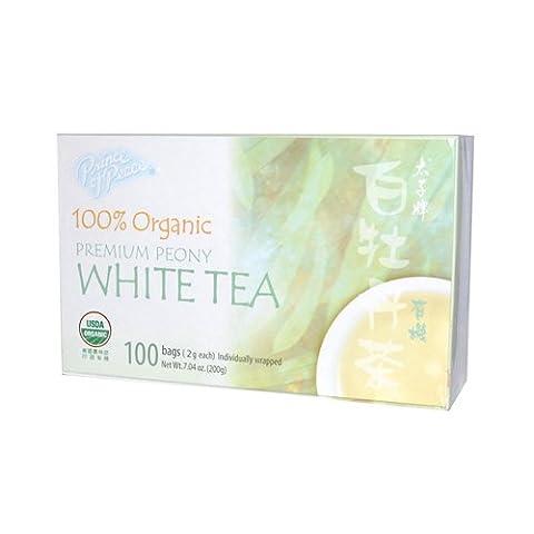 Prince of Peace Organic White Tea 100 BAG (Pack of 9)